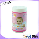 New Design Barrel Packing 80PCS Baby Wipes