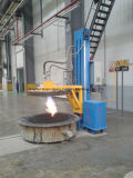 Ladle Heater for 30 Tons Iron Ladle