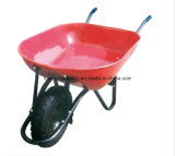 Competitive&High Quality Building Wheel Barrow with 75L&5cbf Capacity