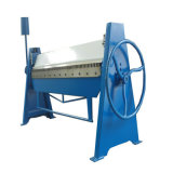 Metal Hand Folding Machine Aluminum Sheet Manual Bending Machinery