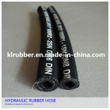 En856 4sh Rubber Hydraulic Hose for Oil Delivery