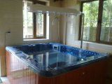 4 Person Acrylic Outdoor SPA with 76 Jets (JCS-13)