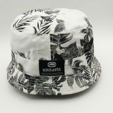 Summer Printing Bucket Fishing Cap (ACEK0006)