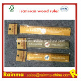 15cm18cm Wooden Ruler with Print