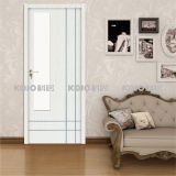 No Formaldehyde Waterproof WPC Interior Door with SGS Certificate (KMB-10)