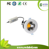 20W COB LED Downlight with CE, RoHS, SAA, C-Tick Approved