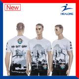 Healong T-Shirt Sublimation T-Shirt Print T-Shirt