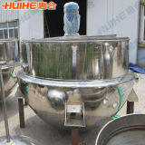 Steam Jacketed Kettle / Reaction Vessel for Cheese
