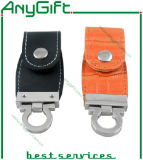 Leather USB Flash Drive with Embossed Logo 28