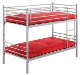 Modern School Furniture Bedroom Dormitory Room Furniture Metal Bunk Bed