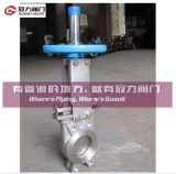 Stainless Steel Knife Gate Valve for Water Treatment