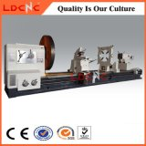 Cw61100 Large Spindle Bore Diameter Manual Universal Horizontal Lathe Machine
