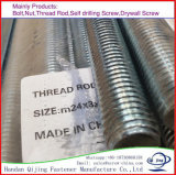 Ss304/A2 Thread Rod DIN 975 M6