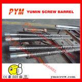 Conical Twin Screw Barrel in Bimetallic