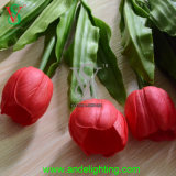 Real Touch PU Tulip Artificial Flower