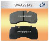 Semi Metallic Brake Pads Wva29142 for Rn/Daf