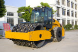 16 Ton Single Drum Road Roller with Removable Padfoot (JM816P)