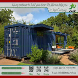Prefab Eco-Type Steel Frame Container Homes/ Shipping Container House for Sale