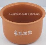 Brown Glazed Terratta Cooking Liner Pot/Ceramic Cooking Liner
