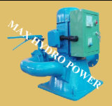 Dual Nozzle Inclined Jet Water Turbine