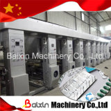 Roll and Roll Foil Printing Machine