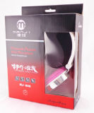 3.5mm Jack Music Headphone for MP3 MP4 Mobilephone (MJ-808)