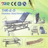 Hospital Stainless Steel Transport Stretcher Cart