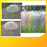 2017 OEM Design Plastic Children′s Umbrella