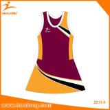 Sublimated Netball Dress Netball Uniform Netball Jersey Sportswear