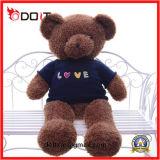 Love Teddy Bear Toys with Cloth Big Teddy Bear