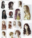 Synthetic Wigs for Both White People and Black People