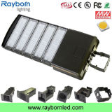 250W SMD 3030 Modular Parking Lot LED Area Floodlight Luminaire