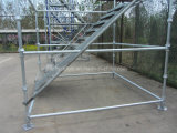 48.3*3.25mm Cuplock Scaffold, System Scaffold