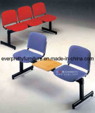 High Quality Standard Size Waiting Chair with Table (EY-151)