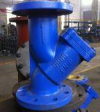 DIN Cast Y Type Strainer (GL41H-PN16-DN15-DN400)