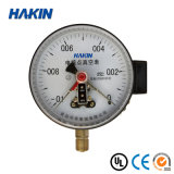 Electrical Contact Pressure Gauge Magnetic Electric Contact Pressure Gauge (YXC-100)