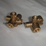 OEM Drawing Design Brass/Copper Casting Mechanical Parts