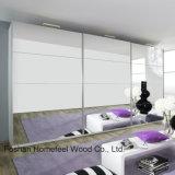 Bedroom Furniture Full Mirrored Sliding 3 Door Wardrobe (WB30)