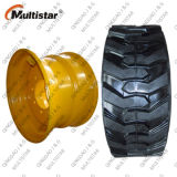 Skid Steer Tire Rims 16.5X8.25, 16.5X9.75 for Tire 10-16.5, 12-16.5