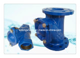 Dn100 Pn16 Cast Iron Ball Check Valve