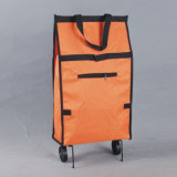 Portable Shopping Cart or Portable Folding Shopping Trolley Bag