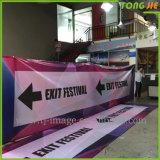 Durable Cheap Printing Large Advertising Banner Flex