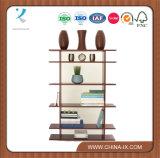 Customized 5 Layers Wooden Gondola Display Rack