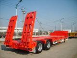 Heavy Duty 40t Low Bed Semitrailer for Sale