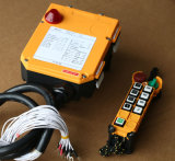 Universal Use Single Speed Transmitter and Receiver for Cargo Loading/Unloading Machines