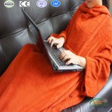Cheap Price Pure Color Super Soft TV Snuggie!