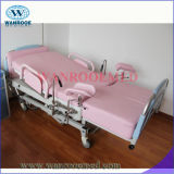 Hydraulic Economic Maternity Bed with USA Oil Pump