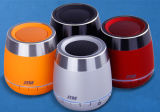 Portable Wireless Stereo Bluetooth Speaker (CP04031)