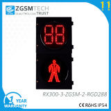 Dynamic Pedestrian LED Traffic Light with Countdown Timer