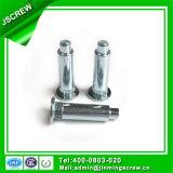 Blind Rivet Flat Head Semi Tubular Shoulder Solid Aluminum Rivet